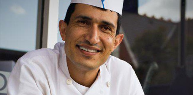 Georges Kai - Head Chef & Proprietor